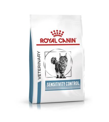 SENSITIVITY CONTROL CAT   ROYAL CANIN 400G