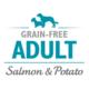 Brit Care Grain Free Adult Salmon & Potato (Lazac&Burgonya) petsprint.net