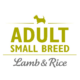 Brit Care Hypoallergen Adult small Breed Lamb & Rice (bárány rizs) petsprint.net