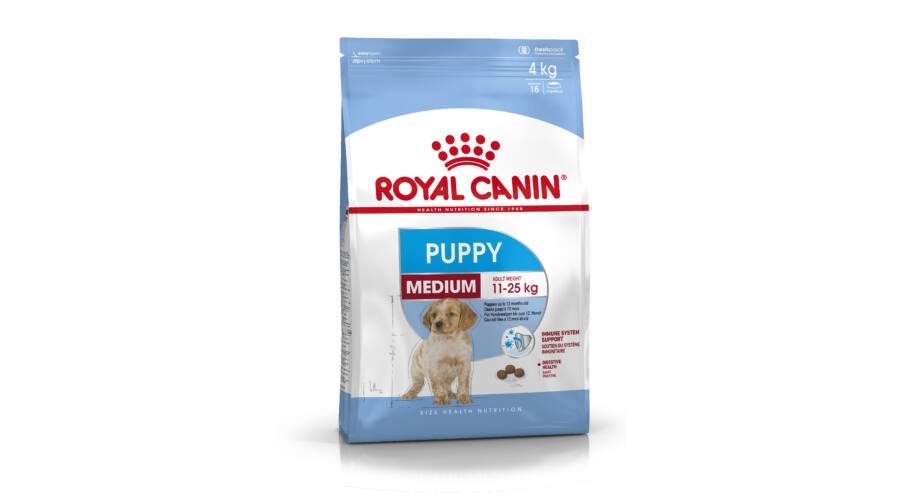 royal canin medium junior 15kg k z p termet nek. Black Bedroom Furniture Sets. Home Design Ideas